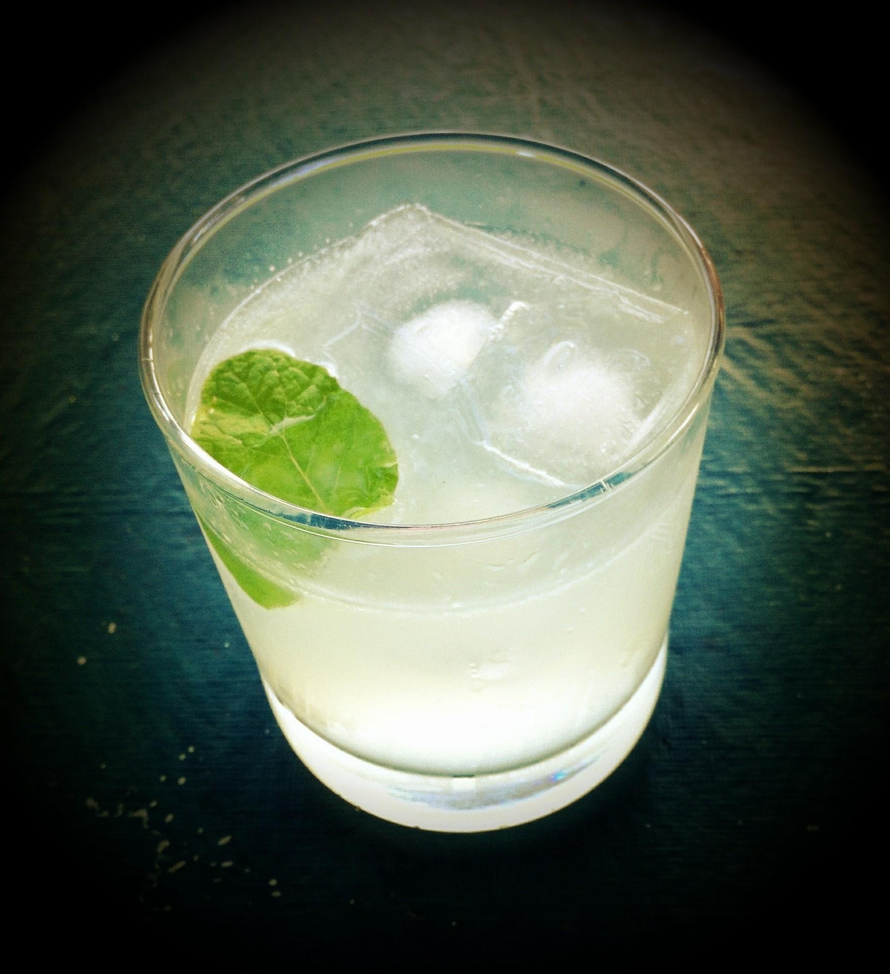 Eine kurze Geschichte über Gin